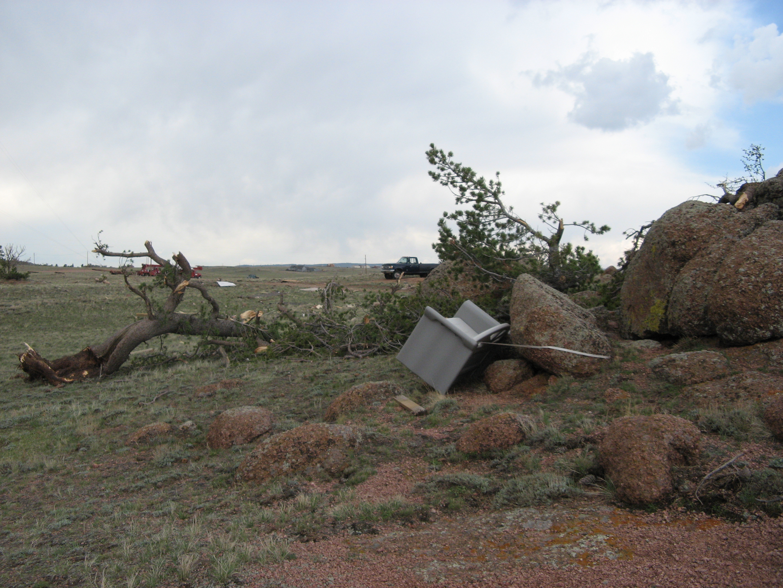 May 22 2008 Tornado Harriman-Laramie Tornado - Google My Maps